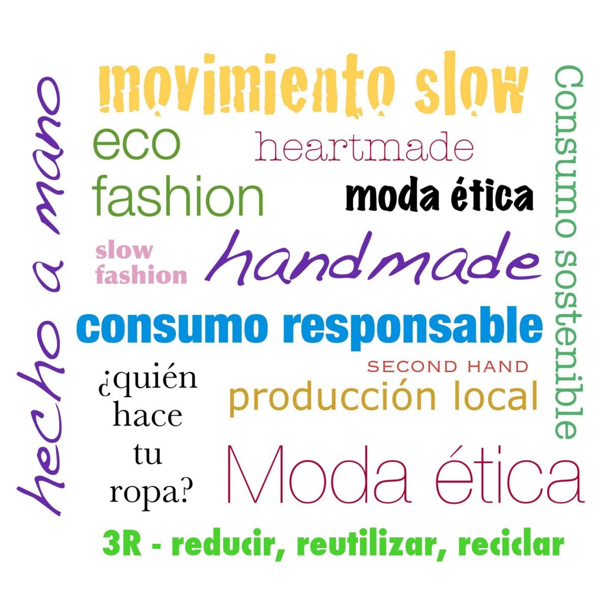 Dónde comprar moda ética  -  #slowfashion