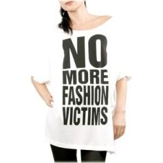 No more fashion victims