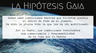 hipotesis gaia james lovelock por utopias