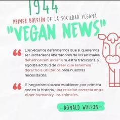 historia del veganismo Donald Watson vegan (3)